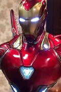 1:1 Scale Life Size Bust  Avengers: Infinity War - Iron Man Mark 50 - Clean Version